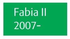 Fabia II 2007-