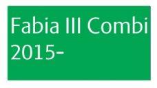 Fabia III Combi 2015