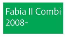 Fabia II Combi 2008-