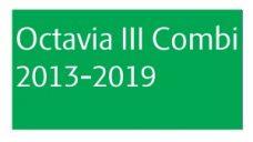 Octavia III Combi 2013-2019