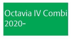 Octavia IV combi 2020-