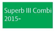 Superb III Combi 2015-