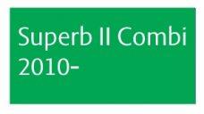 Superb II Combi 2010-